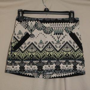 Top Shop Mini Skirt